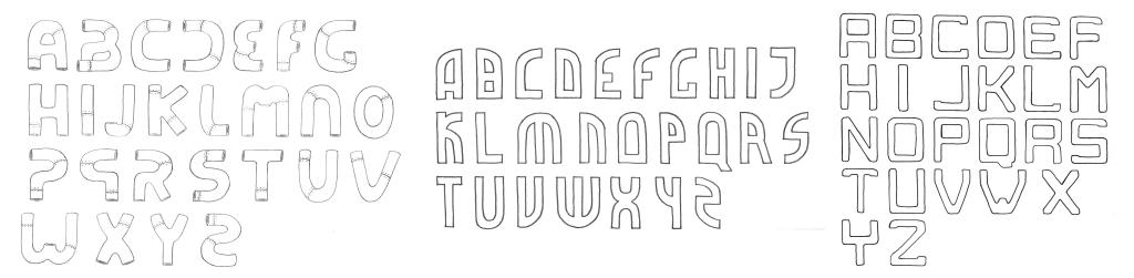 alphabets verna