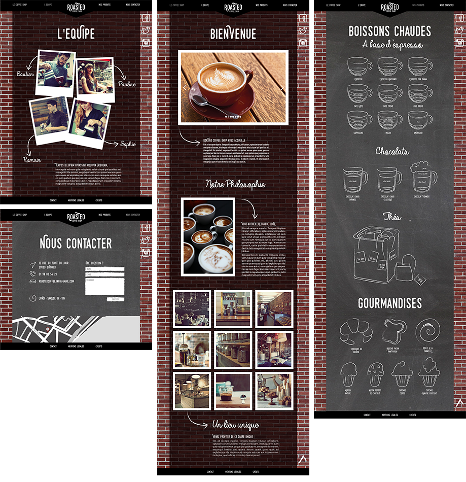 site web roasted coffee shop-01
